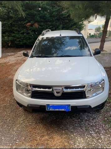dacia duster 1-5-dci-110cv-ambiance white