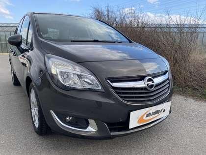 Opel Meriva 1,4 Ö-Ed SHZG LenkradHZG  SR+WR Service+Pickerl