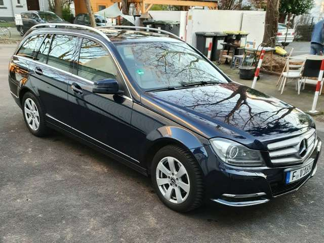 mercedes-benz c-200 t-cdi-dpf-blueefficiency-7g-tronic-avantgarde blau