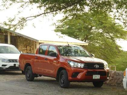 Find Toyota Hilux from 2018 for sale - AutoScout24