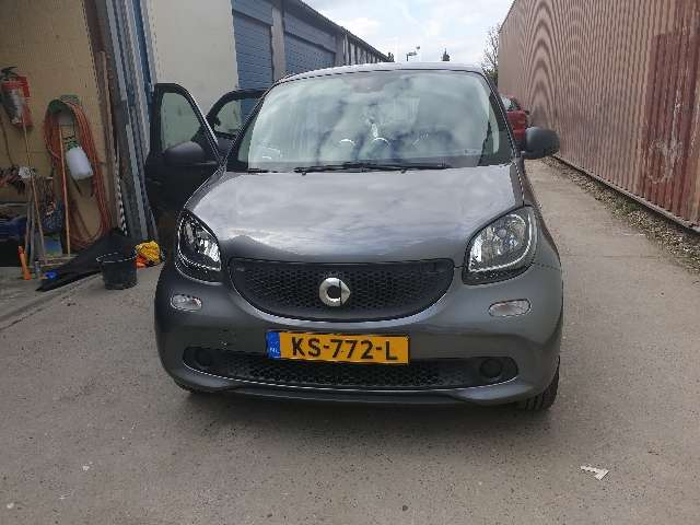 Smart ForFour Pure 1.0