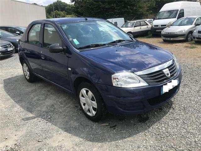 Dacia Logan Saint-jacques-de-la-lande