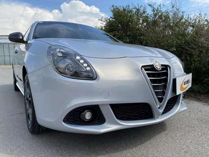 Alfa Romeo Giulietta Sprint 1,4 TB Sprint 150 TB PDC SR+WR Servicebuch