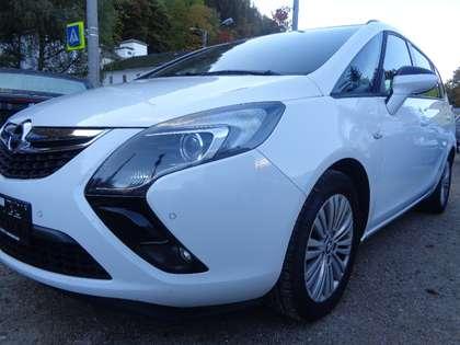 Opel Zafira Tourer ZAFIRA  mit RÜCKFAHRKAMERA    NAVI NETTO 10000