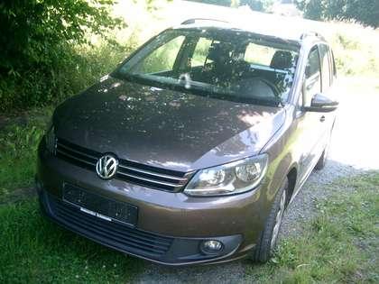 Volkswagen Touran Trendline 1T3 Braun