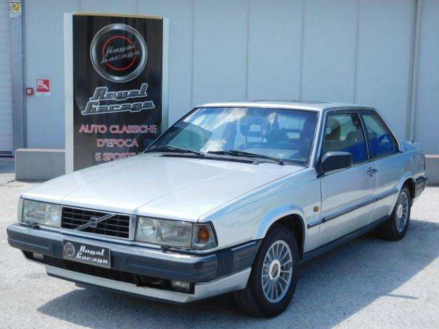 volvo 780 coupe-2-4-td-bertone-crs argento