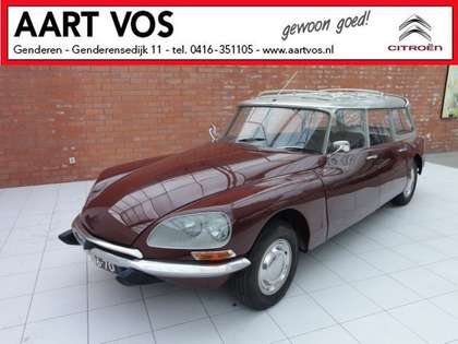 Citroen DS BREAK ID 20 F LPG