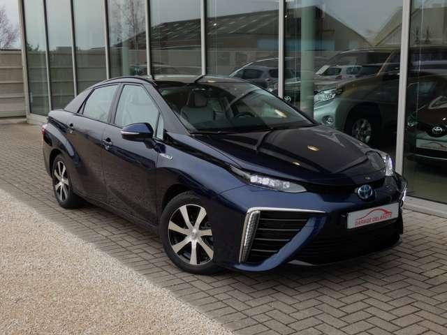toyota mirai hydrogen-fuel-cell-1e-eigenaar-met-oh-historie