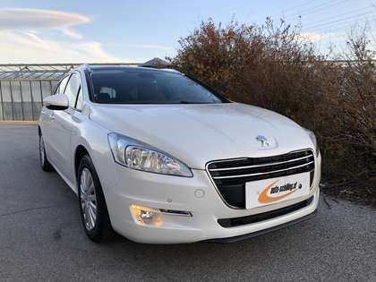 Peugeot 508 SW 2,0 HDI Active Navi Panorama SHZG PDC 1.Besitz