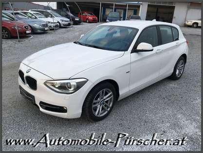 BMW 114 1er-Reihe Diesel (F20)-Neuwertig!