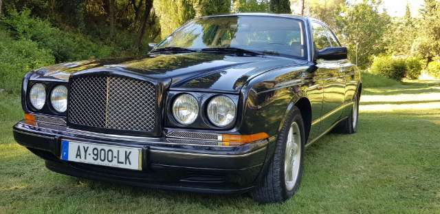bentley continental r-389-ps siyah