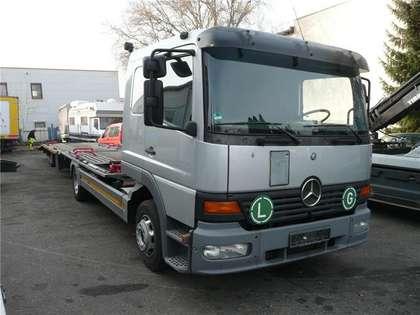 Mercedes-Benz Atego 823L DPF Autotransporter