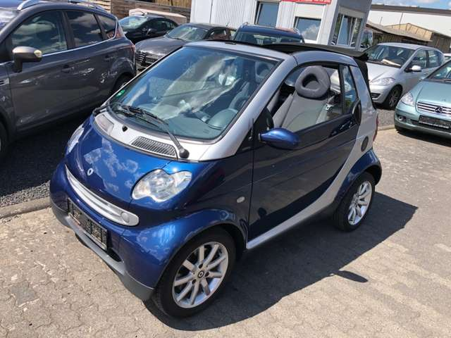 smart fortwo cabrio-softtouch-grandstyle-bitte-lesen