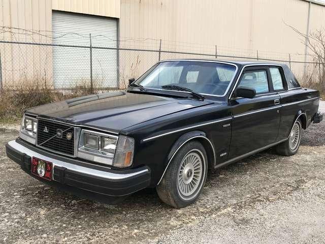 volvo 262 bertone-5-0-coupe-v8 schwarz
