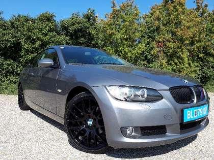 BMW 320 i Coupé (E92)Ö.-Paket+1.Besitz+Leder+19Zoll