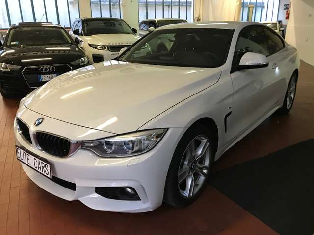 bmw 435 serie-4-coupe-f32-xdrive-coupe-msport bianco