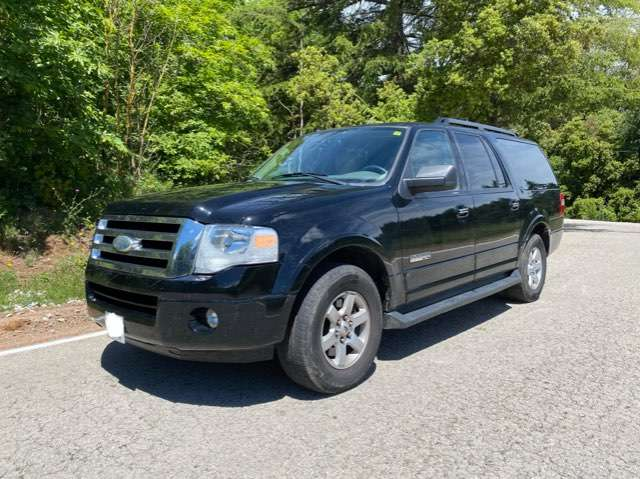 ford expedition xlt fekete