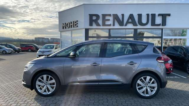 renault scenic tce-140-gpf-limited grau