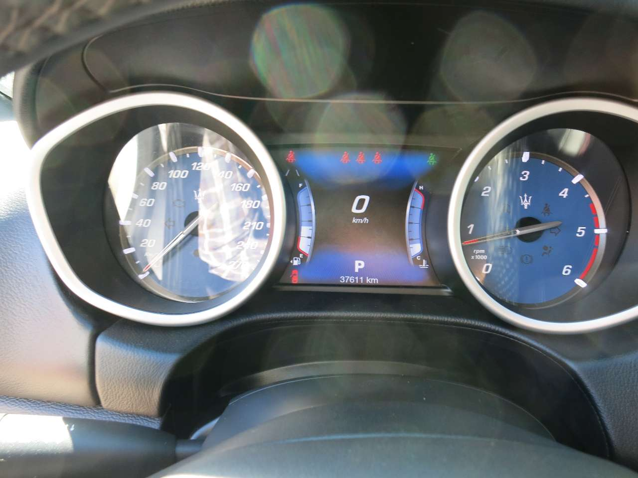 Gran Sport CARBON NAVI LED 21 ZOLL