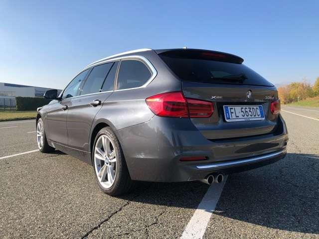 bmw 335 da-xdrive-touring-luxury-iva-unipro-xeno-camera grigio