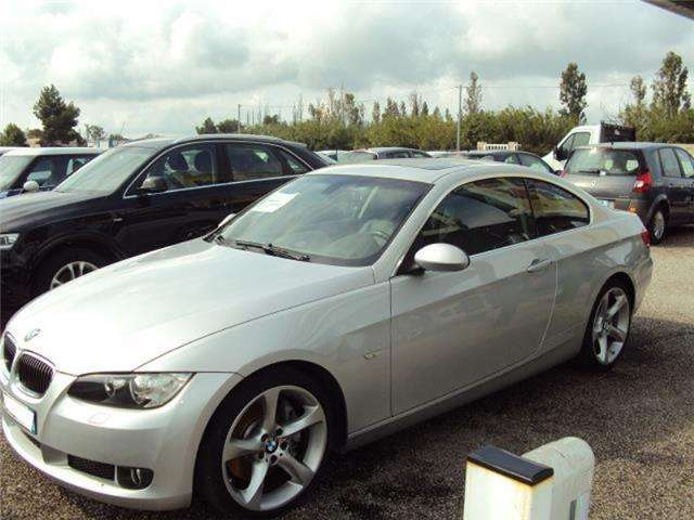 bmw 330 serie-3-ci-steptronic-pack-luxe gris