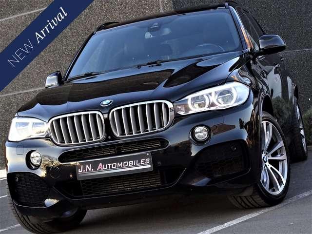 bmw x5 hybrid-m-pack-keyfree-camera360 zwart