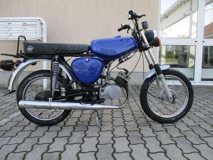 Simson S 50 Blau