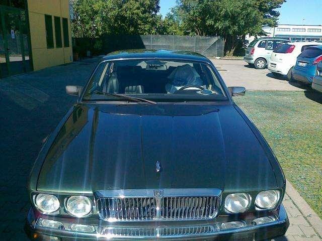 jaguar xj6 3600-versione-lunga-iscritta-asi verde