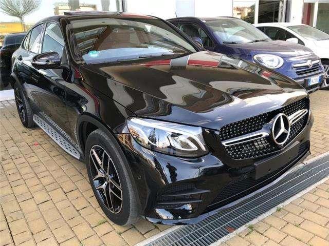 Usato Mercedes Benz Glc 250 Coupe A Altamura Bari Ba Per