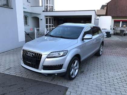 Audi Q7 3,0 TDI quattro DPF Tiptronic FACELIFT, SLINE USW