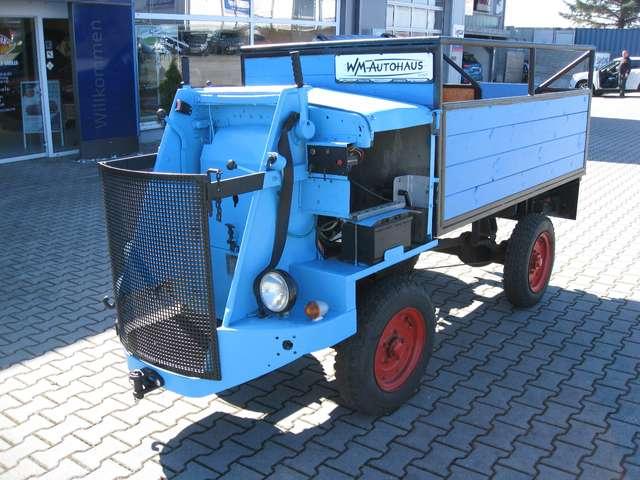 oldtimer others veb-fahrzeugw-diesel-ameise-fortschritt-dk2002 blau