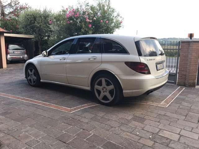 mercedes-benz r-350 cdi-cat-4matic-premium weiss