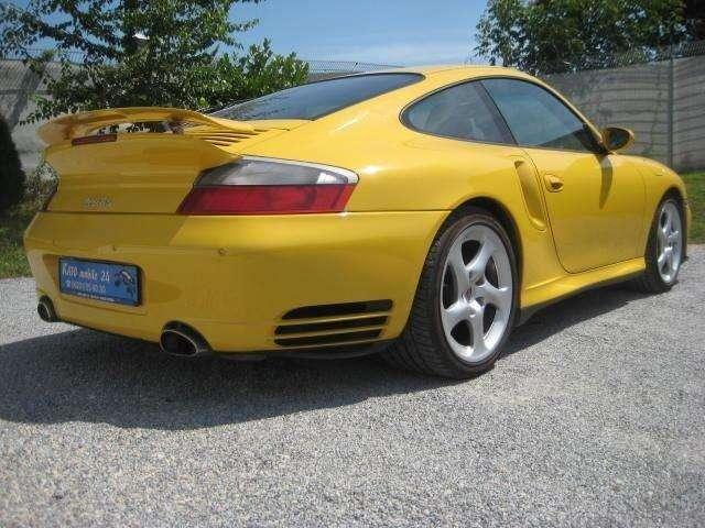 Used Porsche 911 3.6