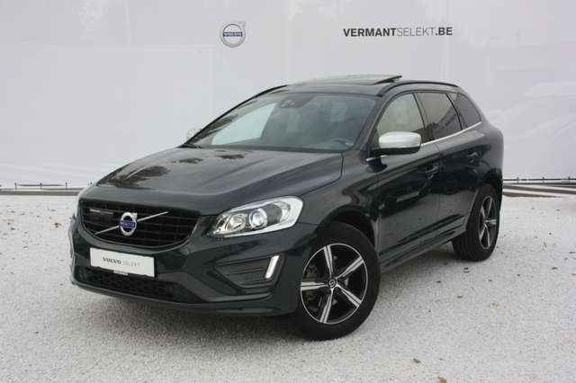 volvo xc60 d4-4wd-r-design-fullllllll-option grijs