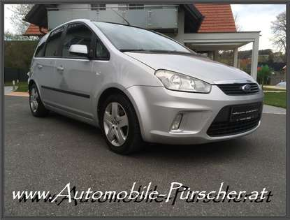 Ford C-Max Ford C-MAX Ecosport 1,6 TDCi-Top Zustand!