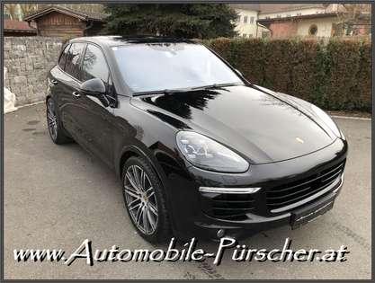 Porsche Cayenne II Platinum Edition-Luft-Panorama-NP 133000 Eur!
