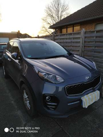 kia sportage 1-6-gdi-2wd-dream-team-edition blau