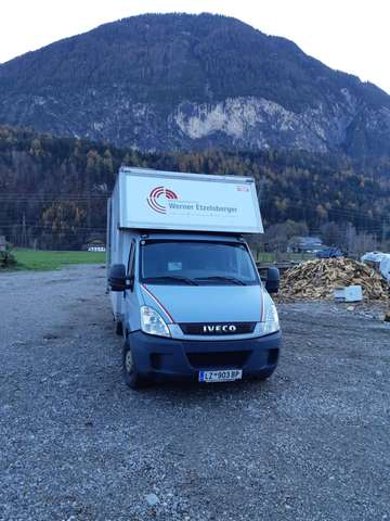 iveco daily blanc
