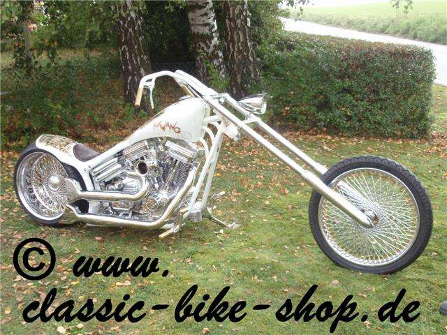harley-davidson others showbike-rotwang-custombike weiss