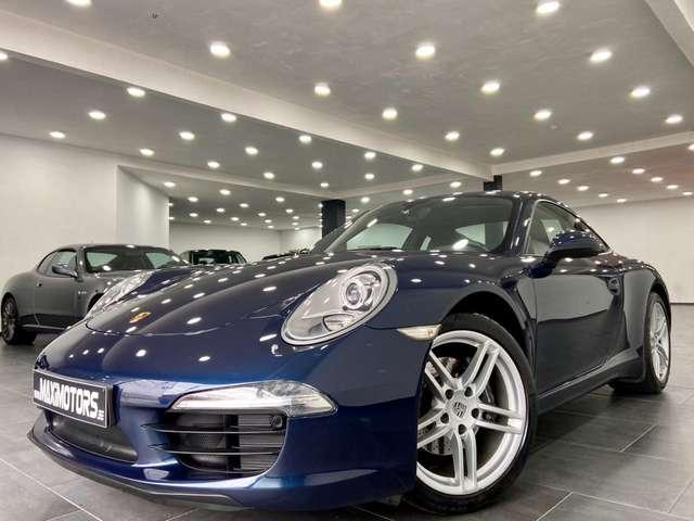 porsche 991 3-4i-coupe-pdk-vendu-verkocht-sold bleu