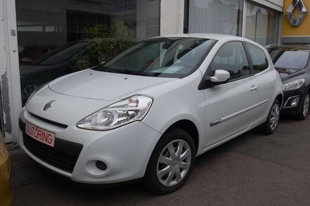 renault clio collection-iii weiss