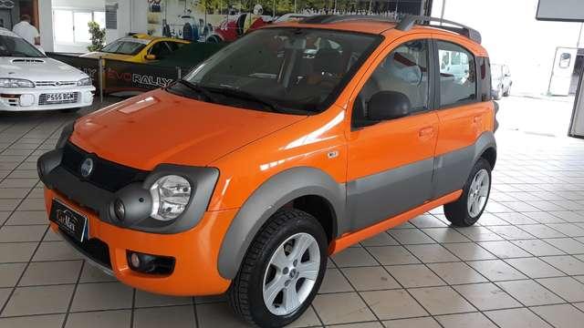 fiat panda 4x4-cross-1-3mjt-70cv-perfetta-gancio-traino arancione