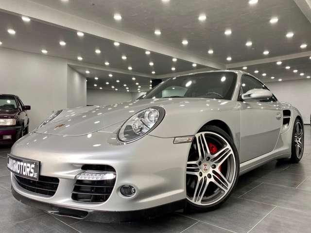 porsche 911 3-6-turbo-tiptronic-s-etat-impeccable-full-service argent