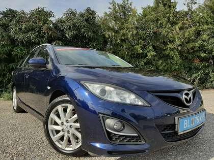 Mazda 6 Sport Combi CD129 GT-Edition+Leder+Freisprech!
