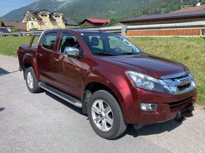Find Red Isuzu D-Max for sale - AutoScout24