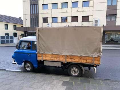 Wartburg Barkas Blau