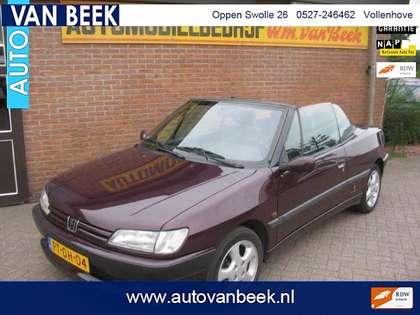 Peugeot 306 2.0 cabriolet (prijs inclusief afleveringskosten)