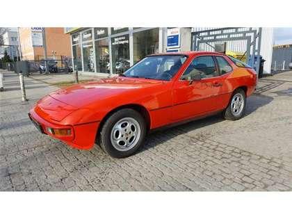 Porsche 924 Oldtimer Targa Bj