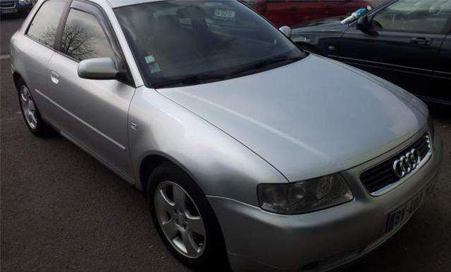 Audi A3 Occasion Diesel A Marly De 4 300