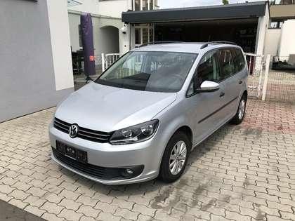 Volkswagen Touran Trendline 1,6 BMT TDI DPF ERSTBESITZ NUR 73xxxKM